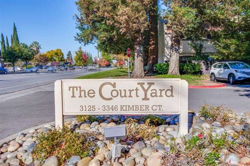 Photo of 3164 Kimber CT 72 #72, SAN JOSE, CA 95124 (MLS # ML81821851)