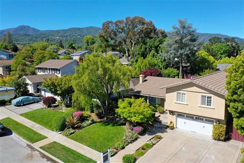 Photo of 6587 Jeremie Drive, SAN JOSE, CA 95120 (MLS # ML81840851)