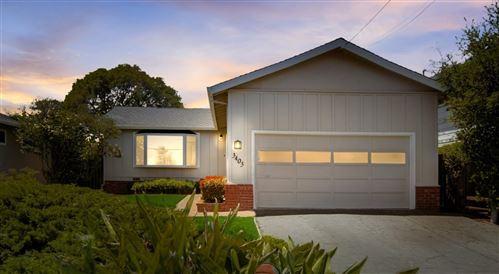 Photo of 3403 Plateau Drive, BELMONT, CA 94002 (MLS # ML81854851)
