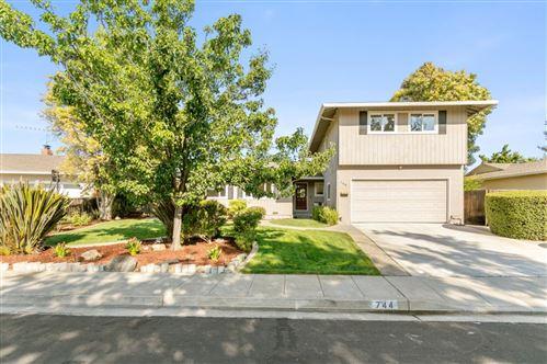 Photo of 744 Yale Lane, SANTA CLARA, CA 95051 (MLS # ML81853853)