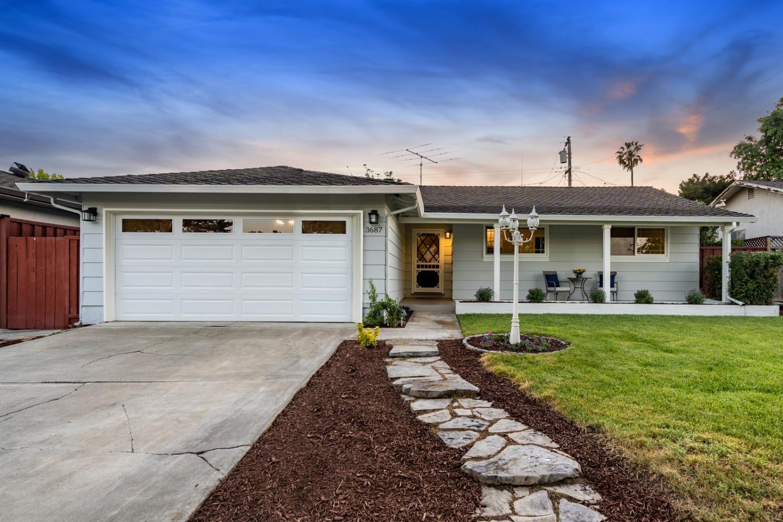 Photo for 3687 Cefalu Drive, SAN JOSE, CA 95124 (MLS # ML81841853)
