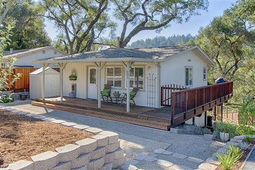 Photo of 131 Sunridge DR, SCOTTS VALLEY, CA 95066 (MLS # ML81813856)