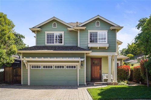 Photo of 343 Beresford Avenue, REDWOOD CITY, CA 94061 (MLS # ML81843857)