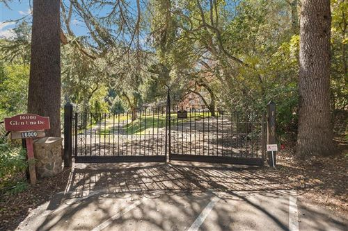 Photo of 16000 Glen Una DR, LOS GATOS, CA 95030 (MLS # ML81830858)