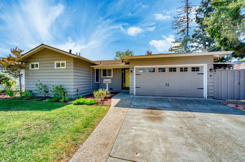 1124 Hazel Avenue, Campbell, CA 95008 - MLS#: ML81862858