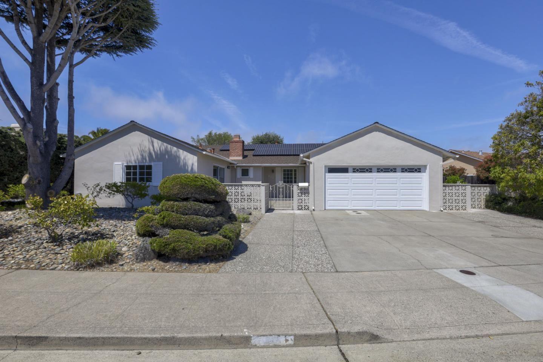 Photo for 812 Hawthorne Way, MILLBRAE, CA 94030 (MLS # ML81840859)