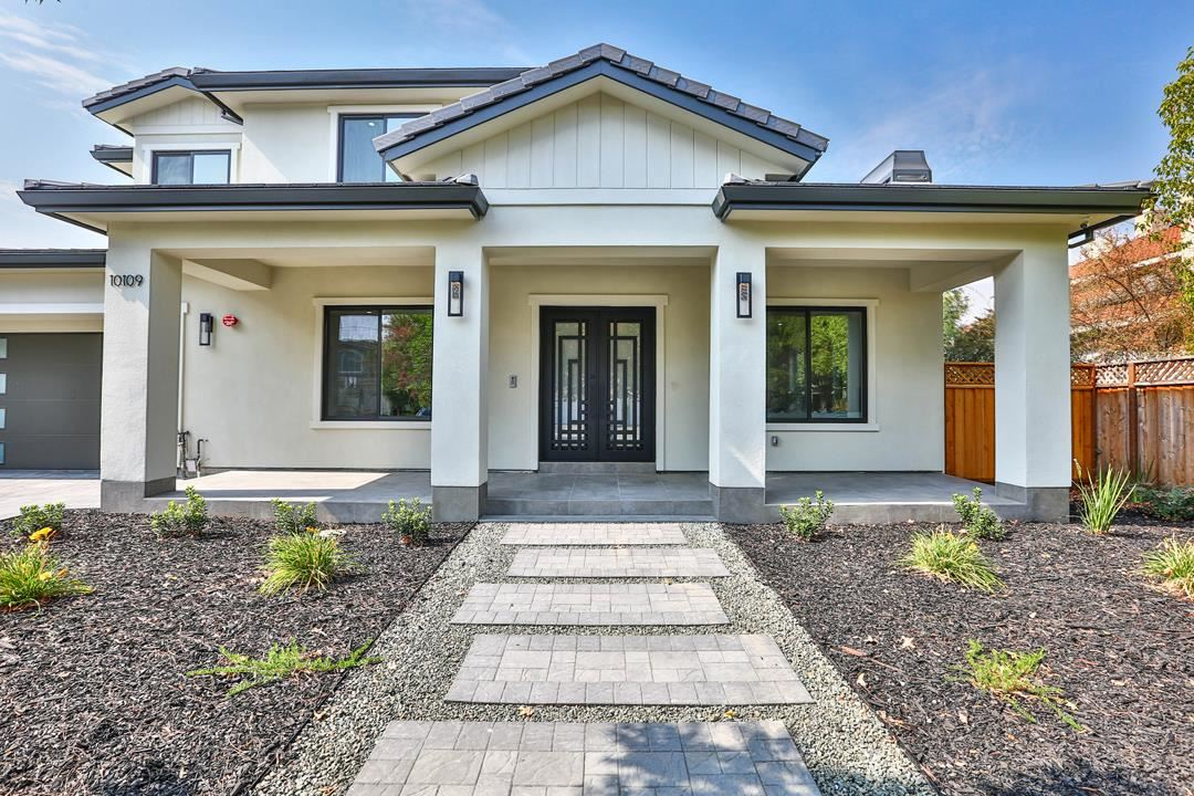 Photo for 10109 Judy AVE, CUPERTINO, CA 95014 (MLS # ML81814861)