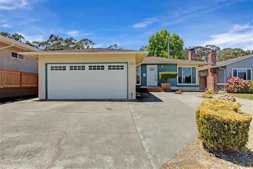 Photo of 3240 Crestmoor DR, SAN BRUNO, CA 94066 (MLS # ML81797862)