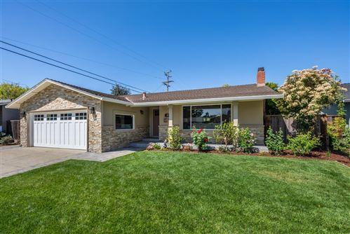 Photo of 1315 Teresita Drive, SAN JOSE, CA 95129 (MLS # ML81840867)