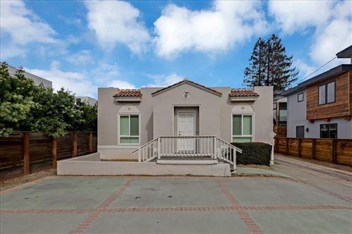 Photo of 664 North El Camino Real, SAN MATEO, CA 94401 (MLS # ML81867867)
