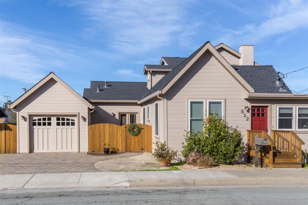 Photo for 512 16th ST, PACIFIC GROVE, CA 93950 (MLS # ML81747867)