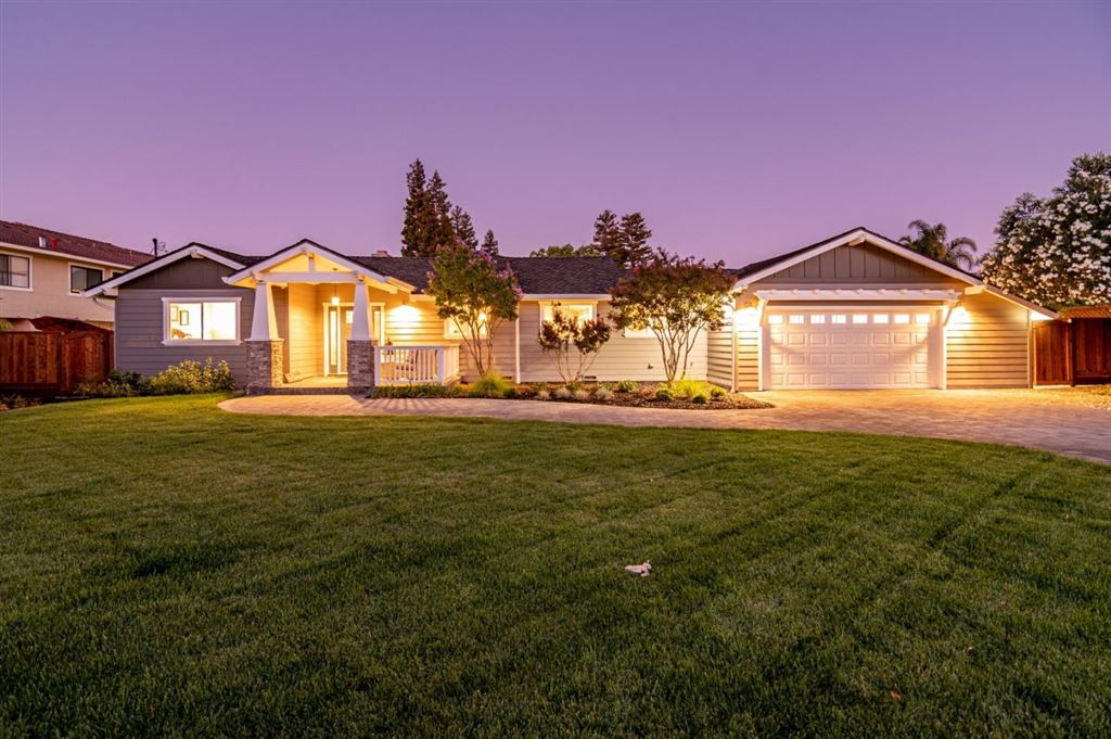 Photo for 1252 Walnut DR, CAMPBELL, CA 95008 (MLS # ML81754868)