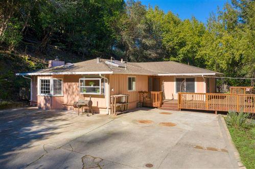 Photo of 343 Azalea AVE, BEN LOMOND, CA 95005 (MLS # ML81794870)