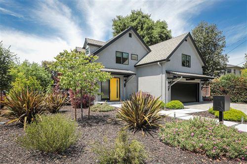 Photo of 1007 North California Avenue, PALO ALTO, CA 94303 (MLS # ML81839871)