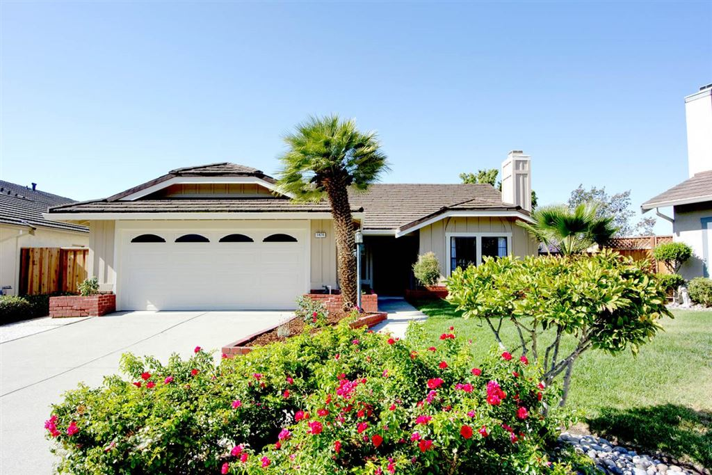 Photo for 1476 Brian CT, MILPITAS, CA 95035 (MLS # ML81765872)