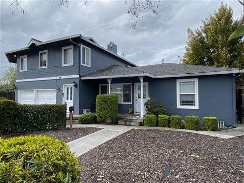 Photo of 1143 Saratoga Avenue, EAST PALO ALTO, CA 94303 (MLS # ML81834873)