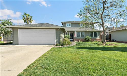 Photo of 1546 Roseanna Drive, SAN JOSE, CA 95118 (MLS # ML81843873)