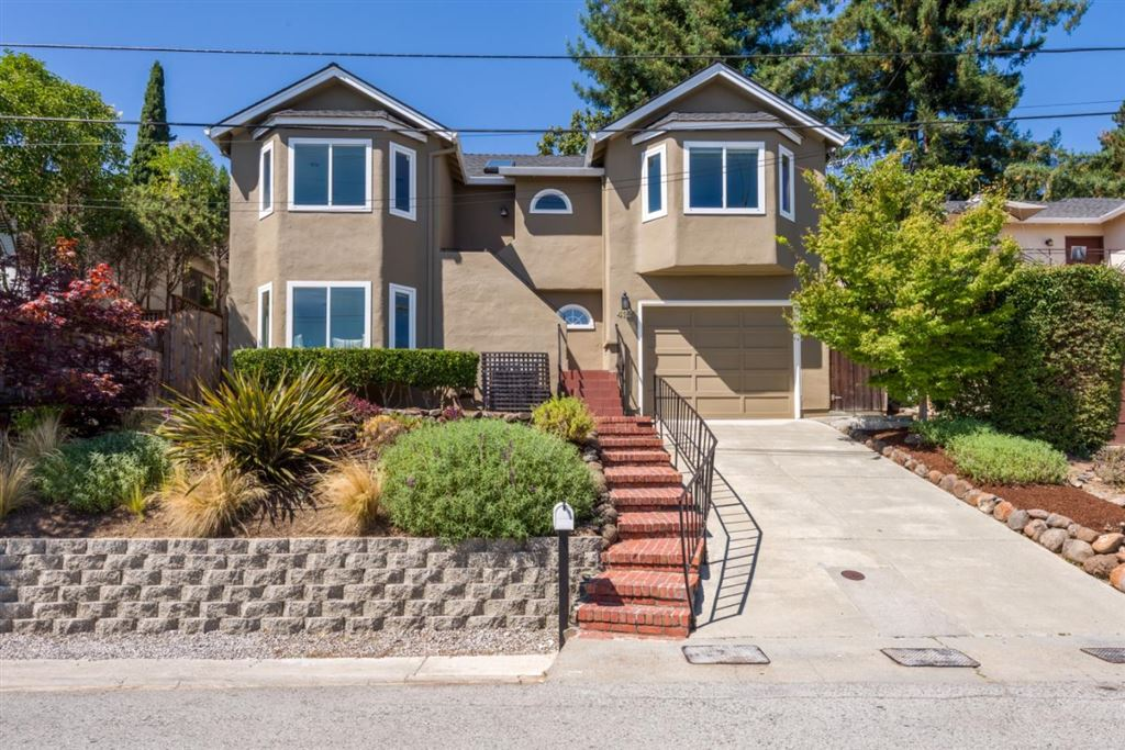 Photo for 412 Sycamore ST, SAN CARLOS, CA 94070 (MLS # ML81764874)
