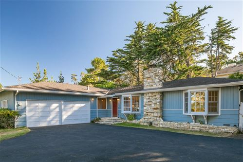 Photo of 3033 Strawberry Hill RD, PEBBLE BEACH, CA 93953 (MLS # ML81768875)
