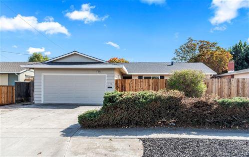 Photo of 1492 Hillsdale Avenue, SAN JOSE, CA 95118 (MLS # ML81867875)