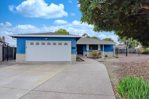 Photo of 3652 Beth CT, SANTA CLARA, CA 95054 (MLS # ML81829876)