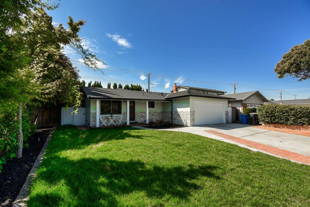 Photo for 1019 Leith AVE, SANTA CLARA, CA 95054 (MLS # ML81763876)