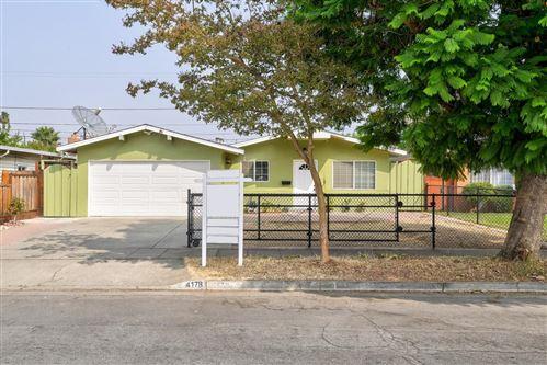 Photo of 4178 San Ramon WAY, SAN JOSE, CA 95111 (MLS # ML81810881)