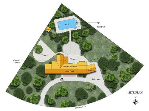 Tiny photo for 163 Greenoaks DR, ATHERTON, CA 94027 (MLS # ML81796882)