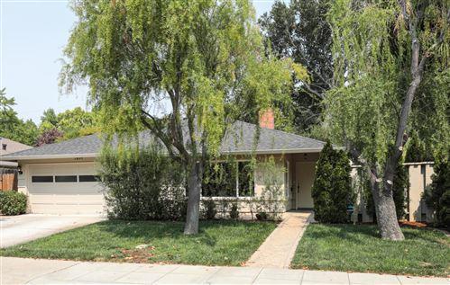 Tiny photo for 1871 Hamilton Avenue, PALO ALTO, CA 94303 (MLS # ML81861882)
