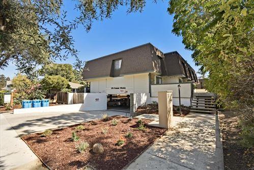 Photo of 870 Fremont Street #102, SANTA CLARA, CA 95050 (MLS # ML81862882)