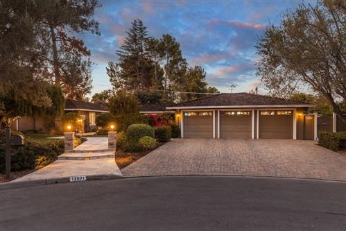 Photo of 13071 JACCARANDA CT, SARATOGA, CA 95070 (MLS # ML81818883)