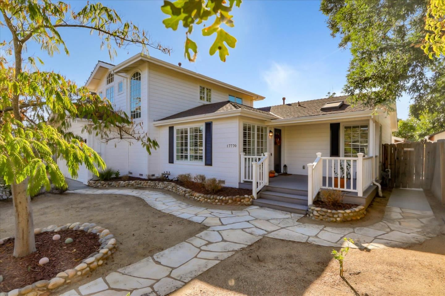 Photo for 17770 Vista AVE, MONTE SERENO, CA 95030 (MLS # ML81819885)
