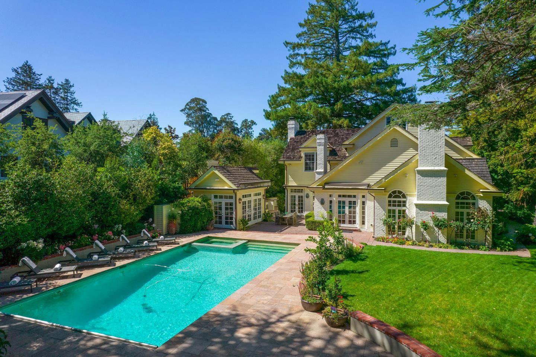 Photo for 25 Aster Avenue, HILLSBOROUGH, CA 94010 (MLS # ML81857888)