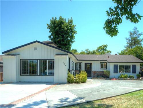 Photo of 726 Brentwood Drive, SAN JOSE, CA 95129 (MLS # ML81853889)