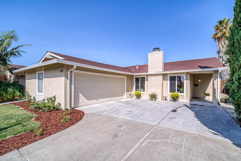 645 Singley Drive, Milpitas, CA 95035 - MLS#: ML81862891