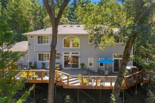 Photo of 15907 Forest Hill DR, BOULDER CREEK, CA 95006 (MLS # ML81768893)