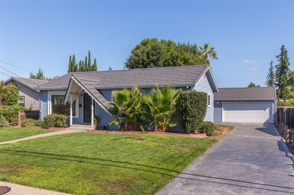 Photo for 1189 E Campbell AVE, CAMPBELL, CA 95008 (MLS # ML81765894)