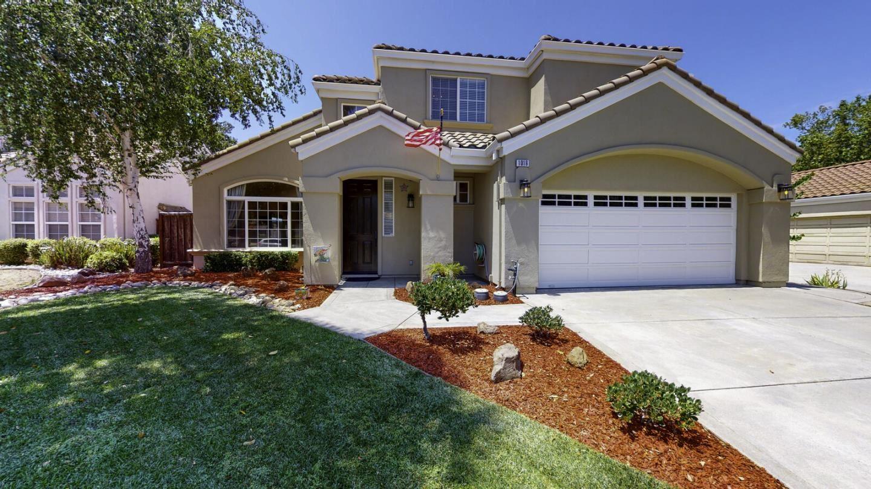 1016 White Cloud Drive, Morgan Hill, CA 95037 - #: ML81861900