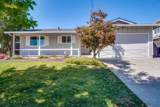 1144 Linda Drive, Campbell, CA 95008 - MLS#: ML81862902