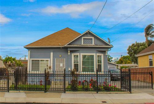 Photo of 1216 Vine Street, SAN JOSE, CA 95110 (MLS # ML81840903)