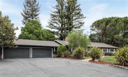 Photo of 460 Cervantes RD, PORTOLA VALLEY, CA 94028 (MLS # ML81815904)
