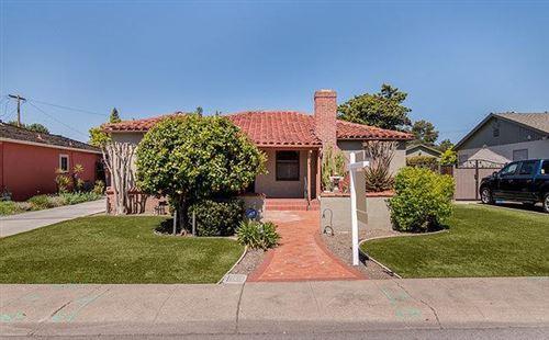Photo of 1575 Santa Maria AVE, SAN JOSE, CA 95125 (MLS # ML81836904)