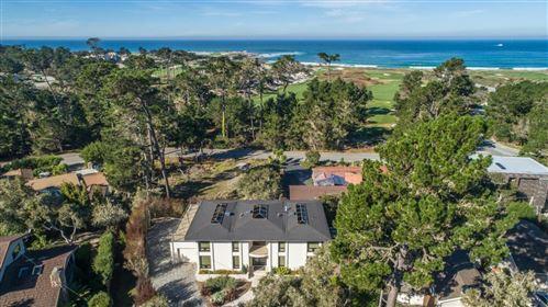 Photo of 2900 Oak Knoll RD, PEBBLE BEACH, CA 93953 (MLS # ML81779905)