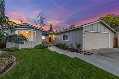 Photo of 1478 Fields Drive, SAN JOSE, CA 95129 (MLS # ML81834905)