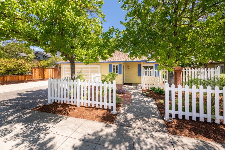Photo for 2451 Middlefield Road, PALO ALTO, CA 94301 (MLS # ML81847905)