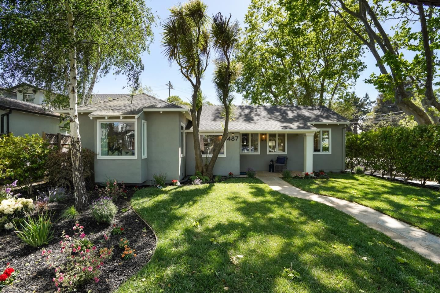 Photo for 487 Chatham Road, BURLINGAME, CA 94010 (MLS # ML81844906)