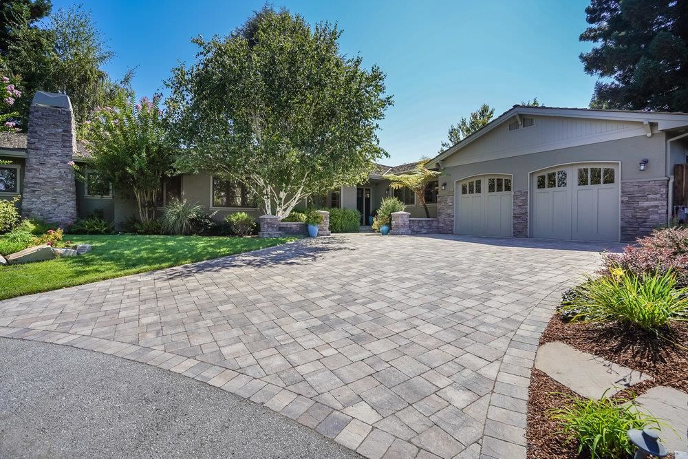 Photo for 330 Angela Court, LOS ALTOS, CA 94022 (MLS # ML81861908)