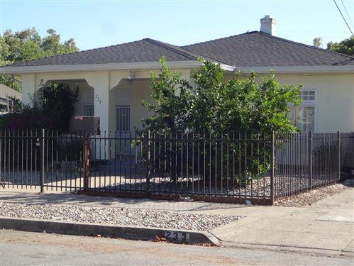 Photo of 233 North 25th Street, SAN JOSE, CA 95116 (MLS # ML81854910)