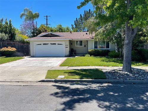 Photo of 4165 Reedhurst Avenue, SAN JOSE, CA 95118 (MLS # ML81848911)