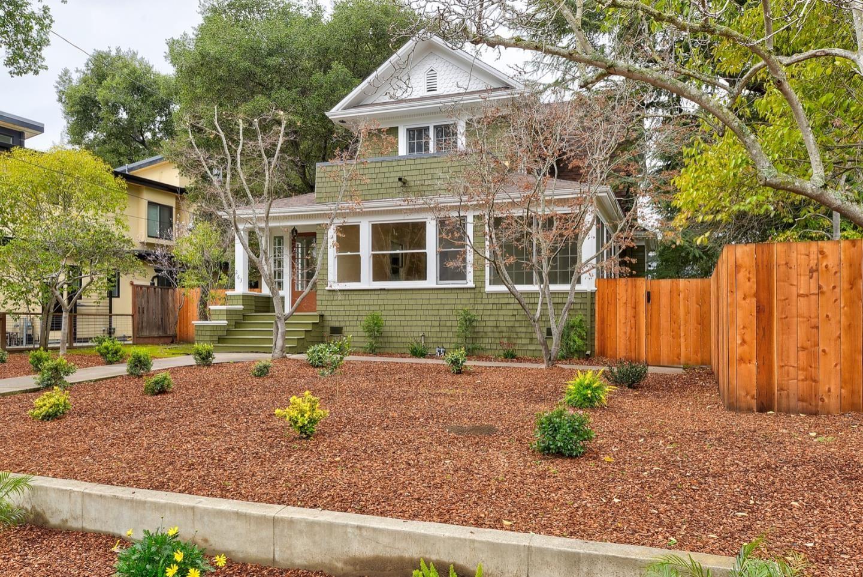 Photo for 263 Churchill Avenue, PALO ALTO, CA 94301 (MLS # ML81827913)